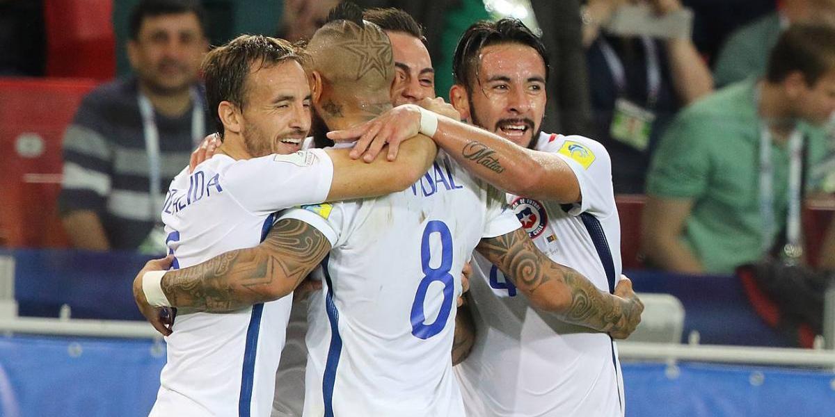 Chile ya tiene horarios para los partidos de Clasificatorias ante Paraguay y Bolivia