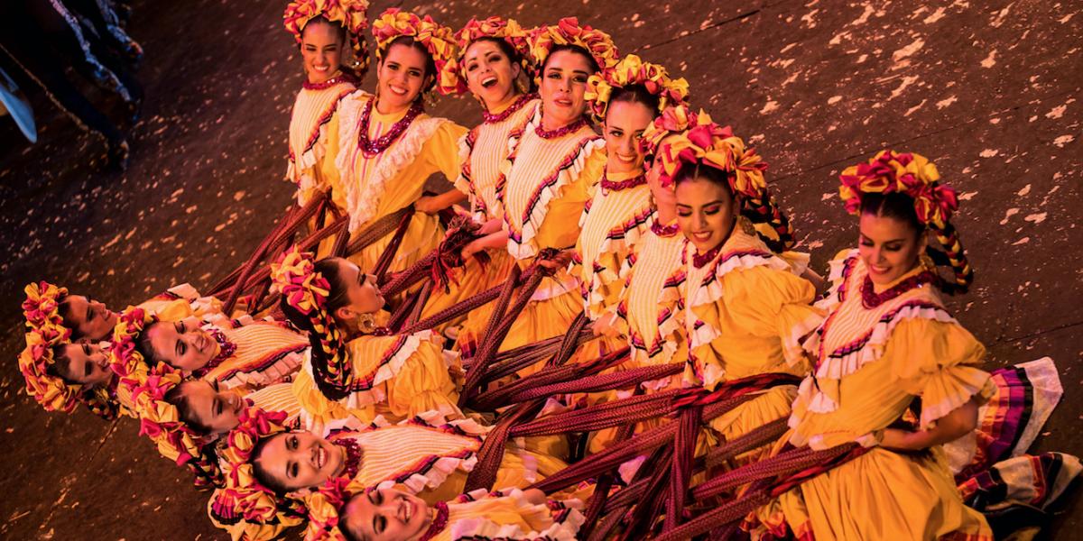 El Ballet Folclórico de la Universidad de Guadalajara recibe Premio Jalisco