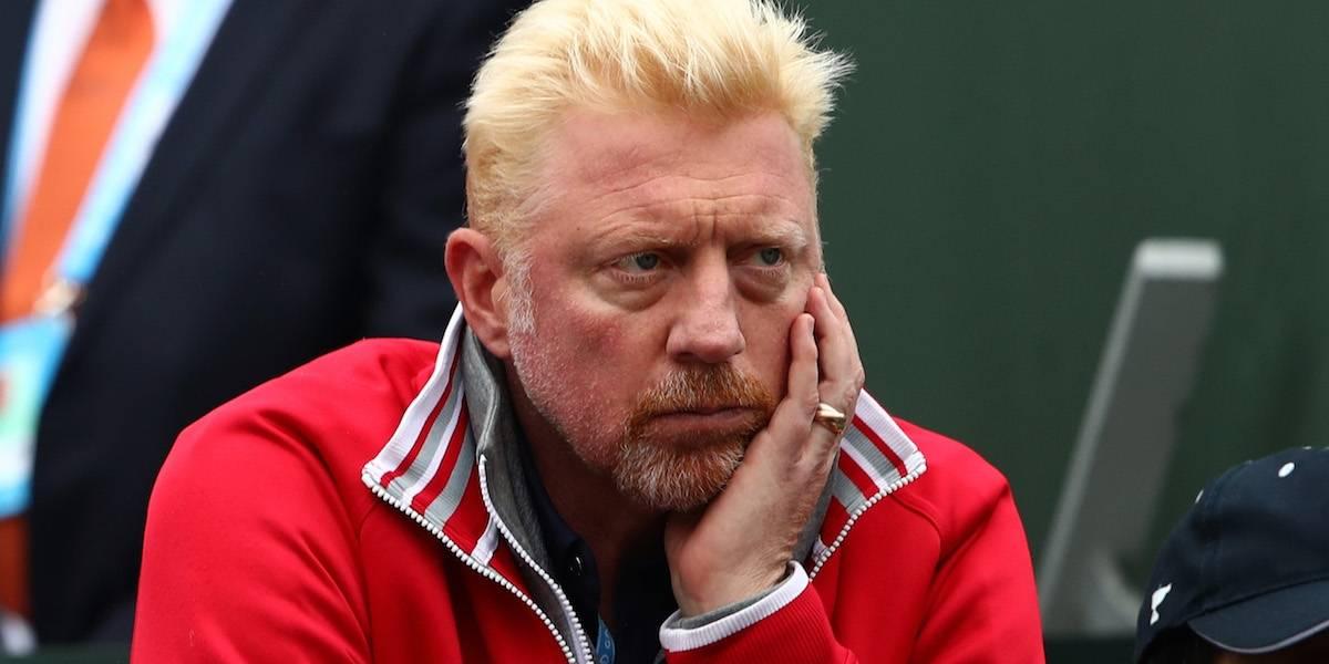 Declaran al ex tenista Boris Becker en bancarrota