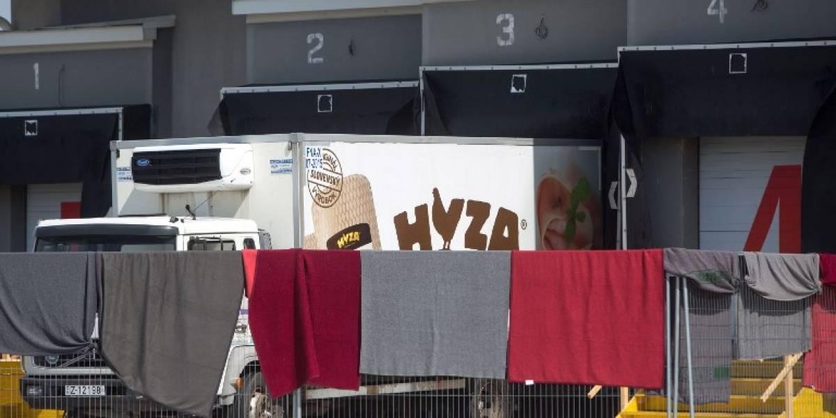 La trágica historia de los 71 migrantes que murieron asfixiados en un camión frigorífico en Hungría