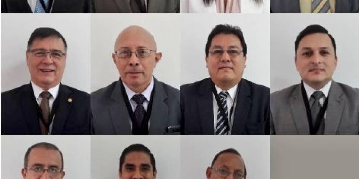 Elección del director del Renap está en su fase final