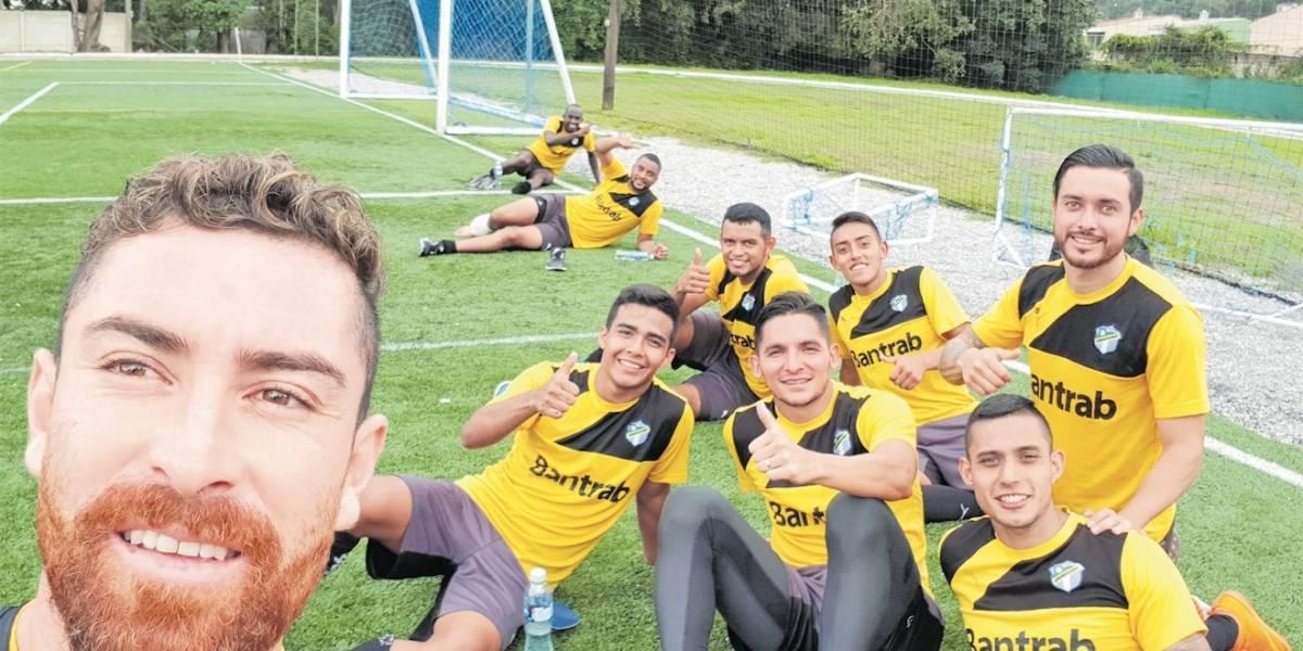 "Jean Jonathan Márquez: ""Queremos volver a ser campeones"""