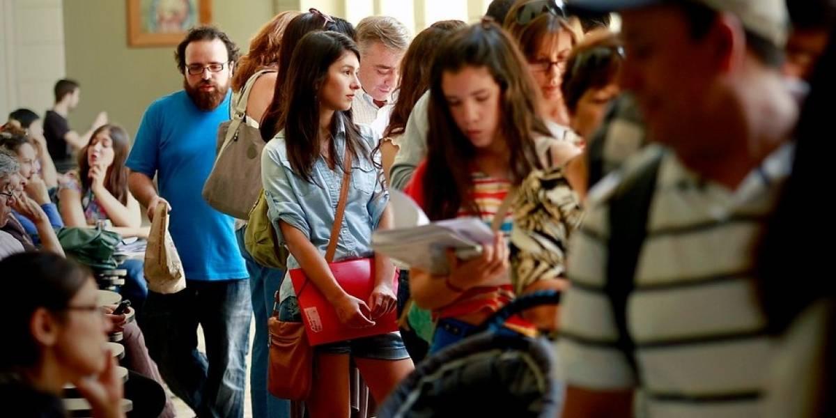 Educación Superior: por primera vez disminuye la matrícula en Chile