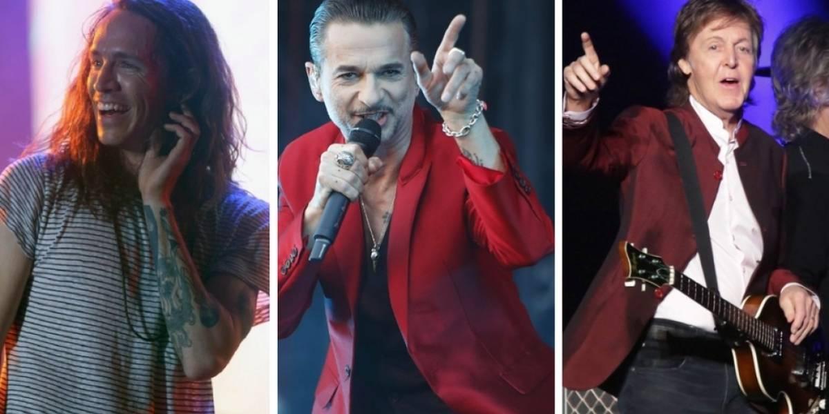 Los grandes conciertos que le esperan a los colombianos en los próximos meses