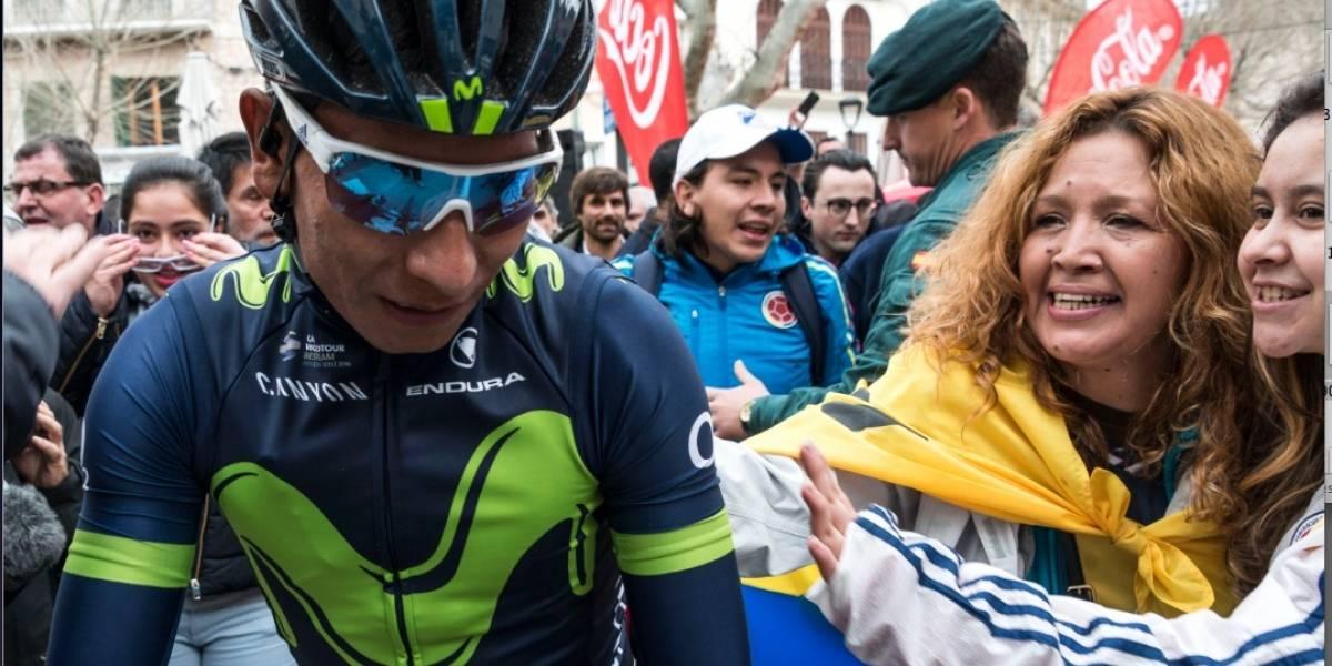 El Tour de Francia hace un homenaje a los ciclistas colombianos (Video)