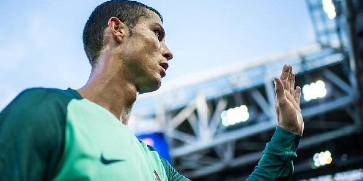 Cristiano Ronaldo da triunfo a Portugal sobre Rusia en Confederaciones