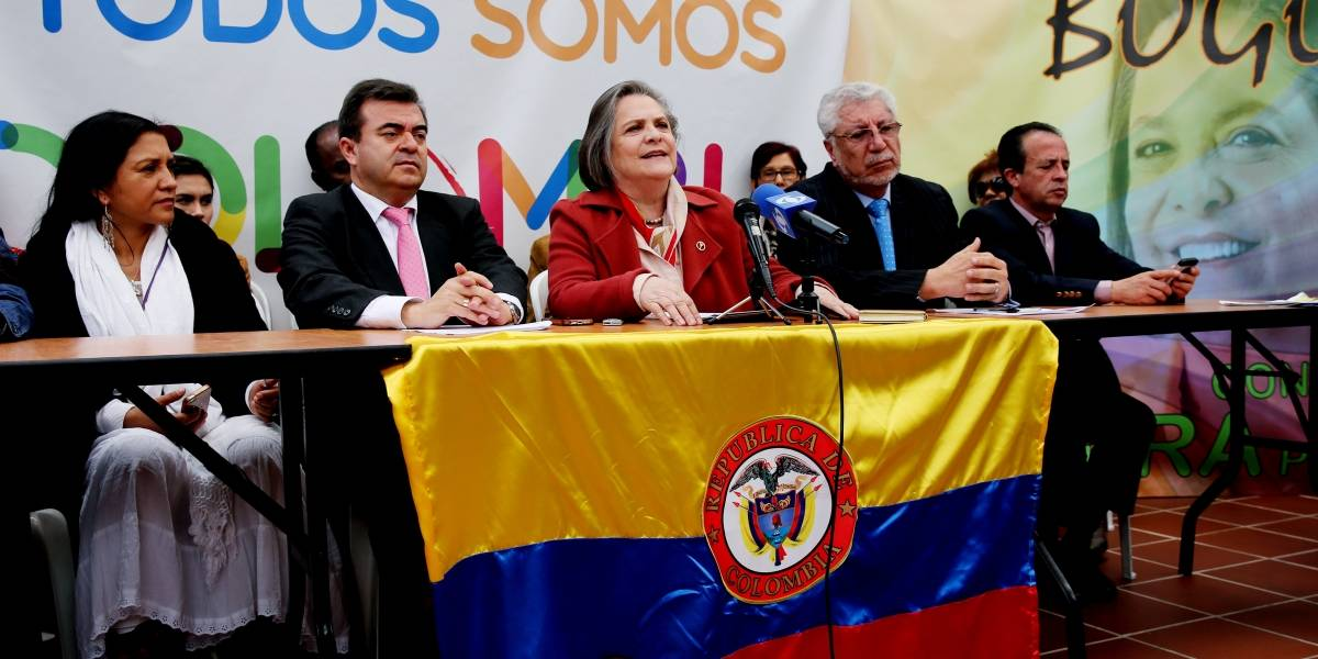 Clara López se lanzará a la Presidencia con firmas que recolectará