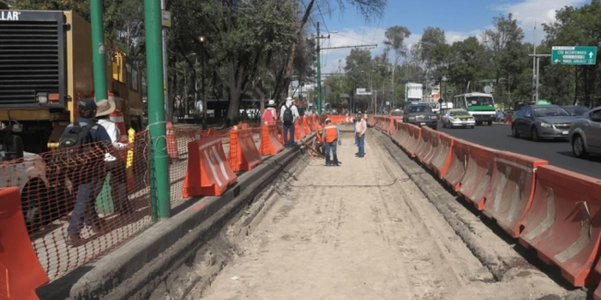 Legisladores piden a GCDMX estudios de impacto de Metrobús en Reforma