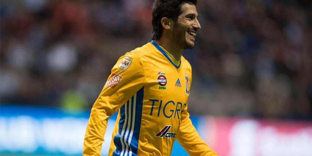 Damián Álvarez debe seguir en Tigres cuando se retire del futbol