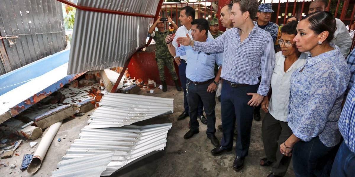 Segob emite declaratoria de desastre natural para 11 municipios de Chiapas