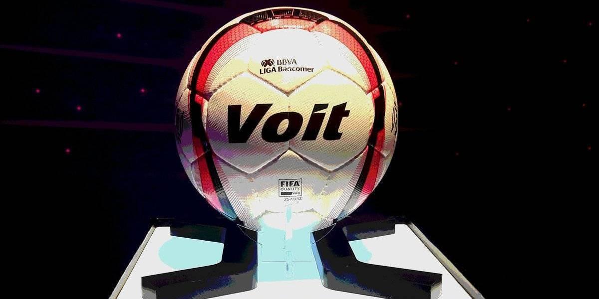 'Lummo' el balón oficial para el Apertura 2017