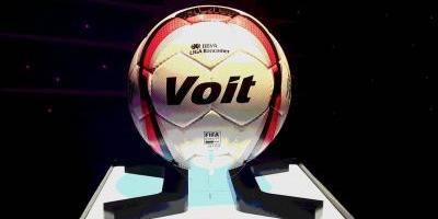 Presentan el balón oficial del Apertura 2017