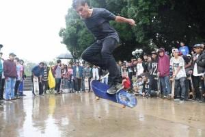 Celebración del Día Mundial del Skate