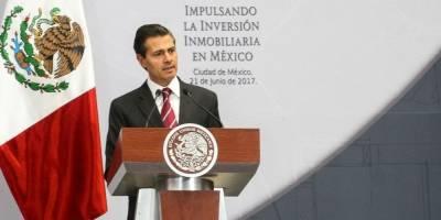 Sector inmobiliario duplicó inversión en México en cinco años: Peña