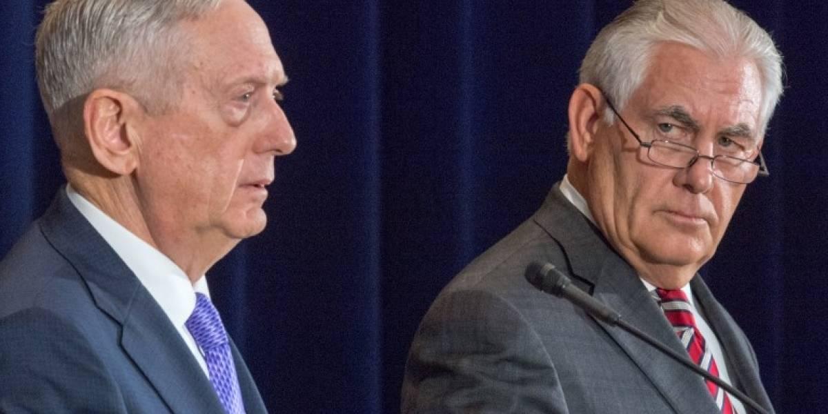EEUU pide a China que aumente la presión sobre Corea del Norte