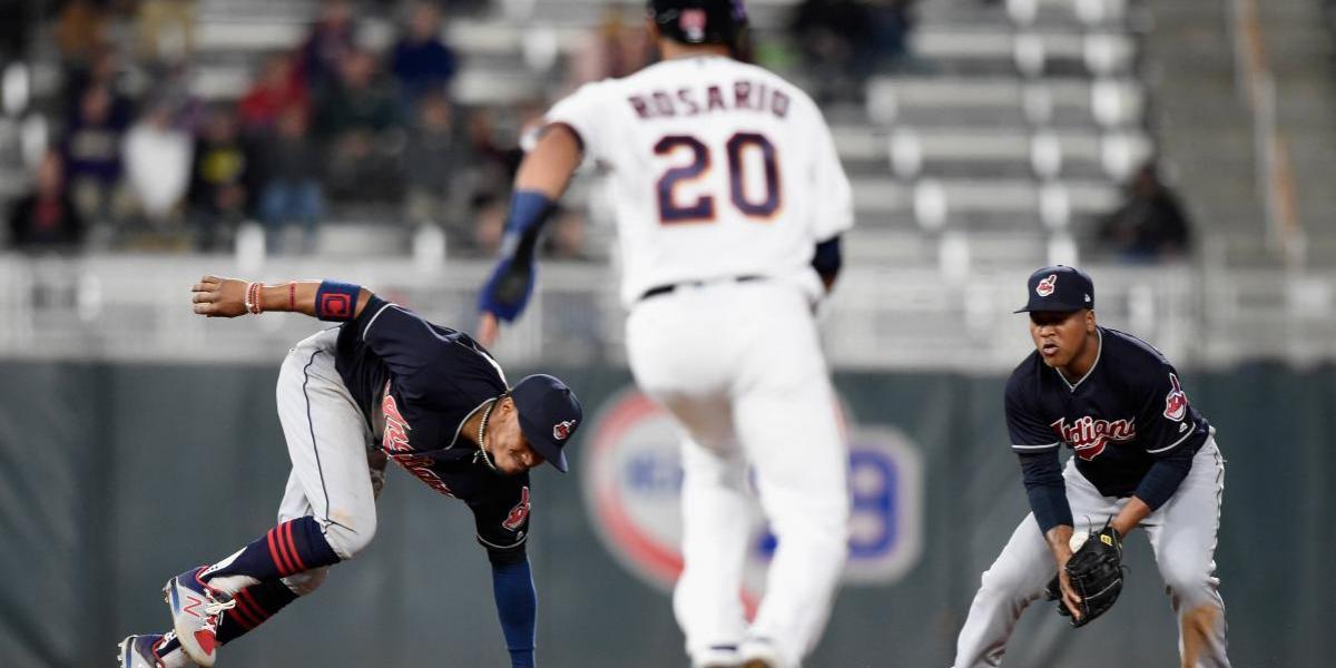Indios y Mellizos jugarán una serie en Puerto Rico en 2018