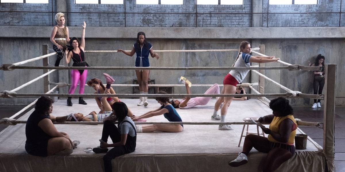 Llega 'Glow', la serie más novedosa de Netflix sobre la lucha libre femenina