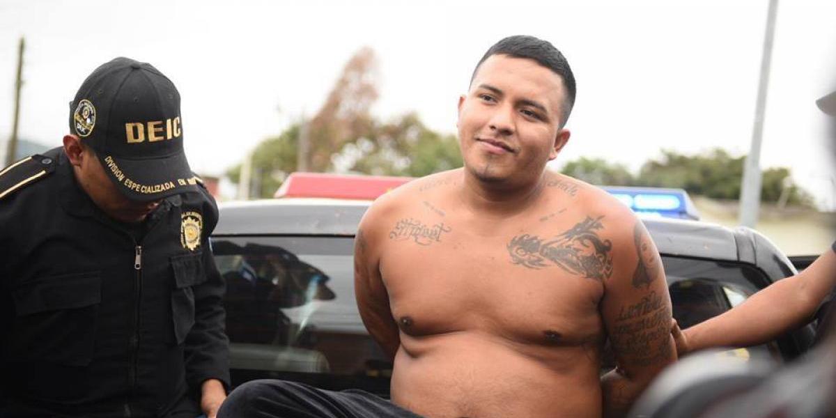 Capturan a presunto cabecilla del Barrio 18 en operativo contra extorsiones