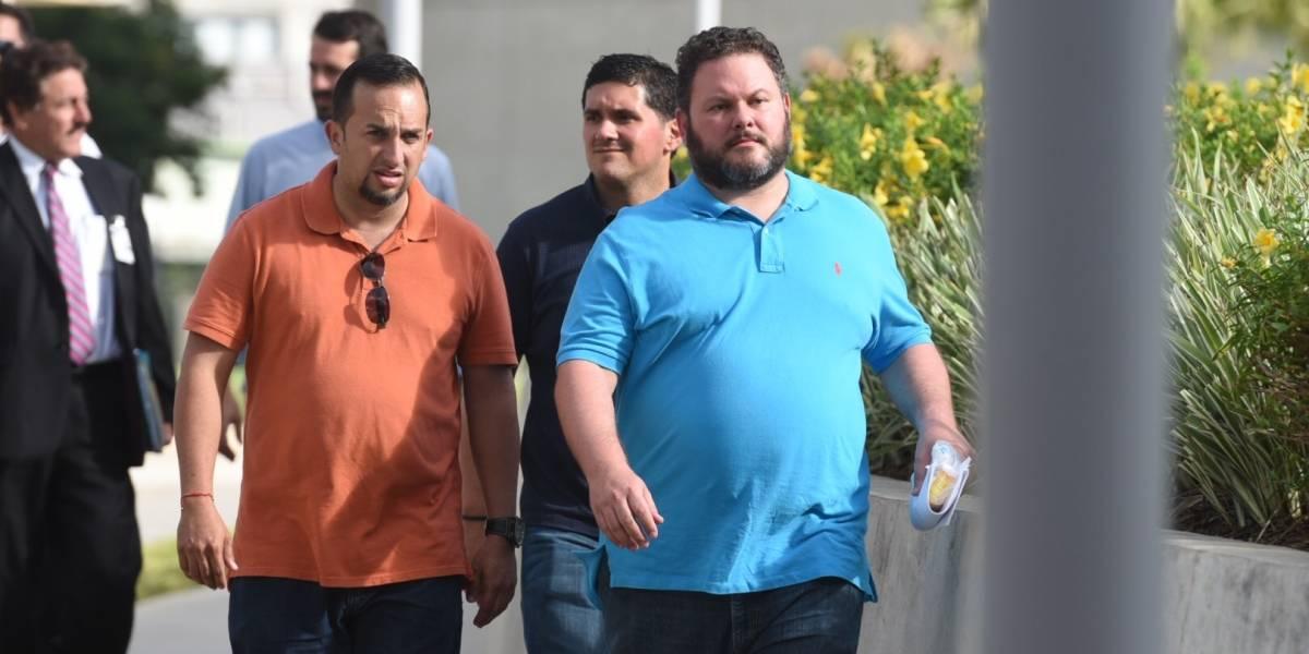 Ramón Orta y coacusados salen libres bajo fianza