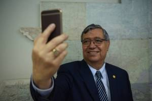 Vicepresidente Jafeth Cabrera.