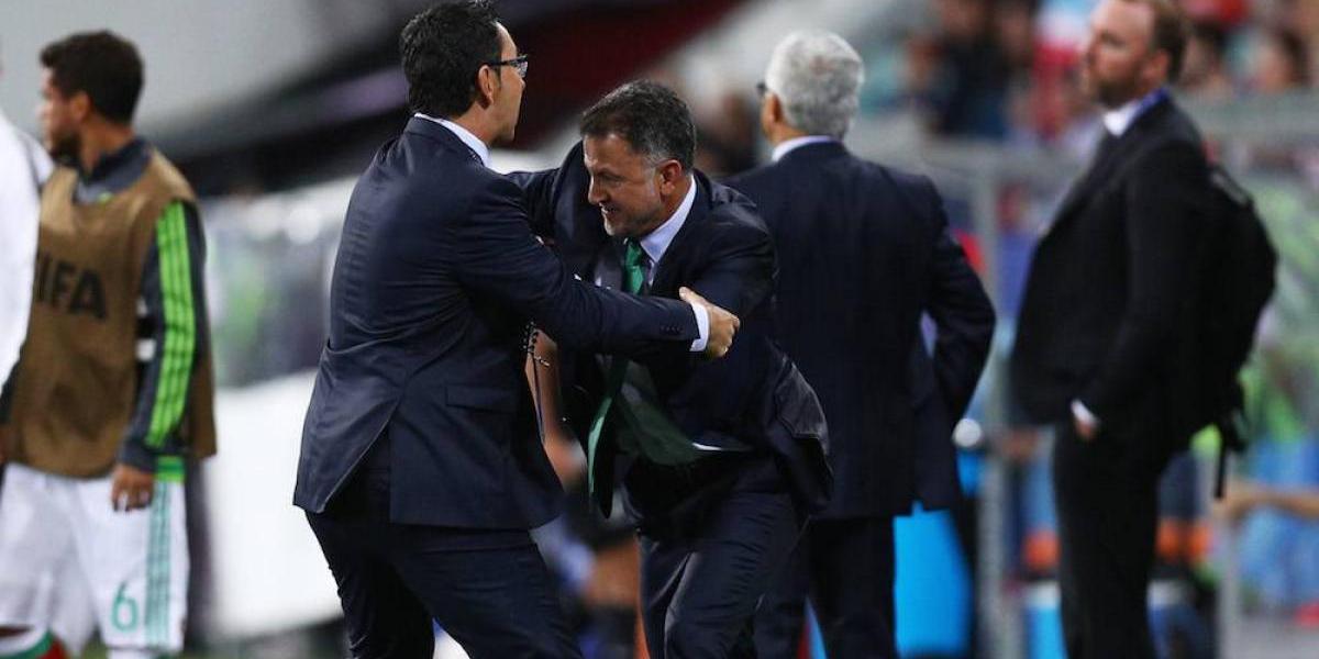 Técnico de Nueva Zelanda afirmó que presión desató la ira de Osorio