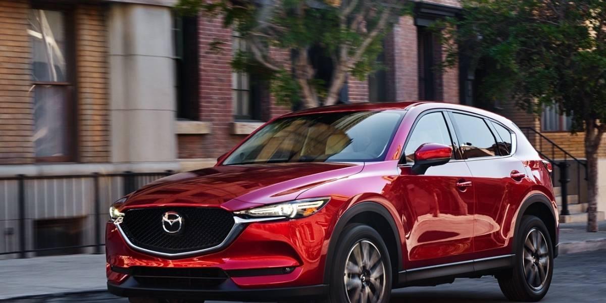El All New Mazda CX-5 llega renovado y más tecnologizado