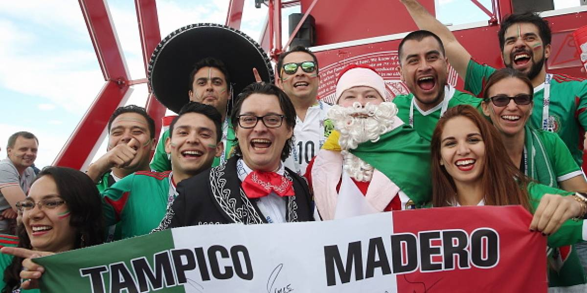 ¿No qué no? Mexicanos en Confederaciones acuerdan no gritar más: 'ehhh put...'