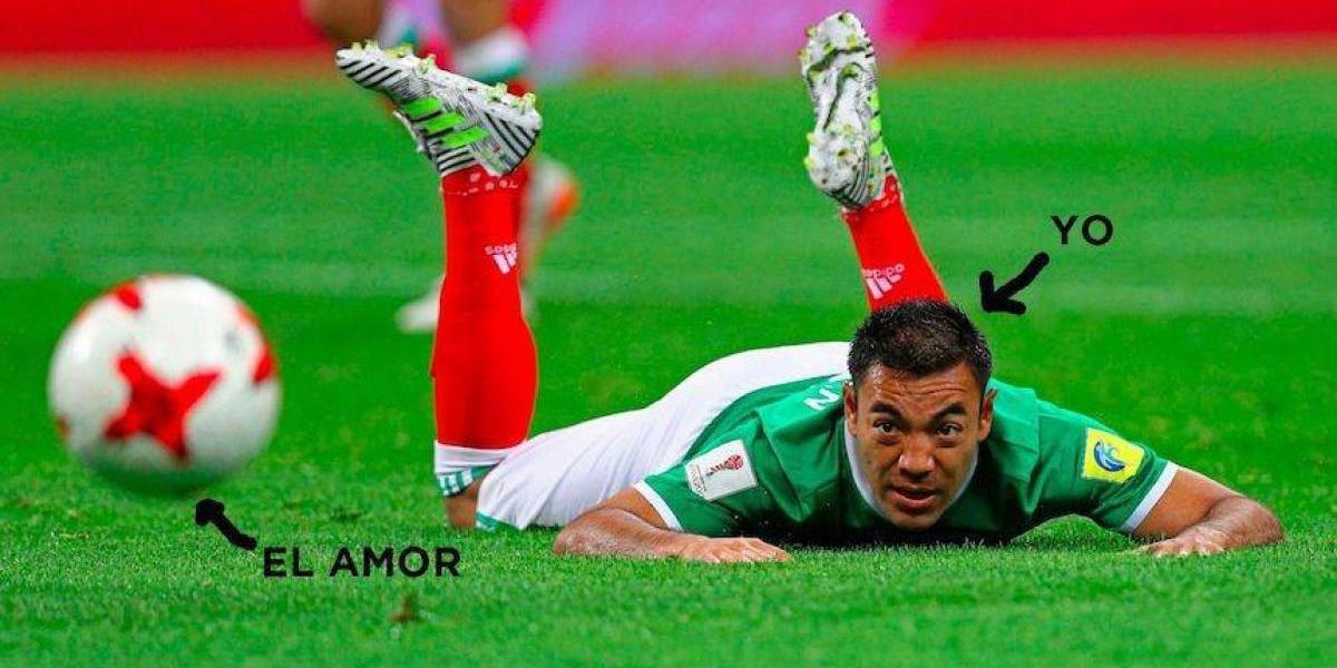 Los memes del triunfo de México sobre Nueva Zelanda