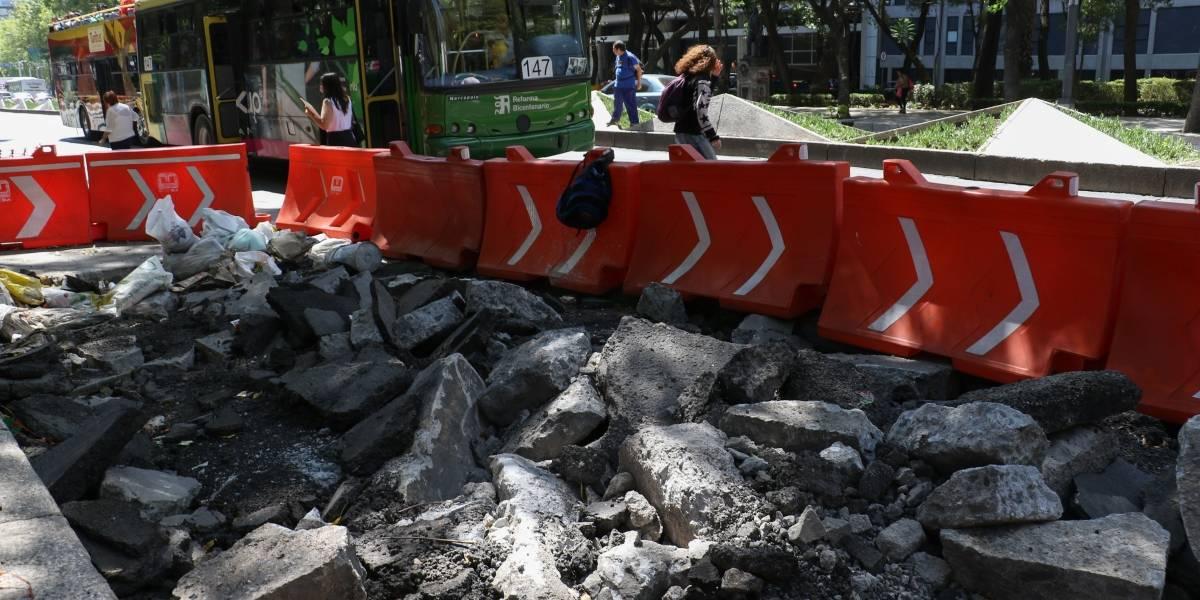 Legisladores del PAN piden que continúen la obras de la Línea 7 del Metrobús