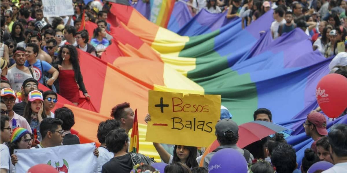 Habrá cambios de identidad de género gratuitos en Marcha del Orgullo