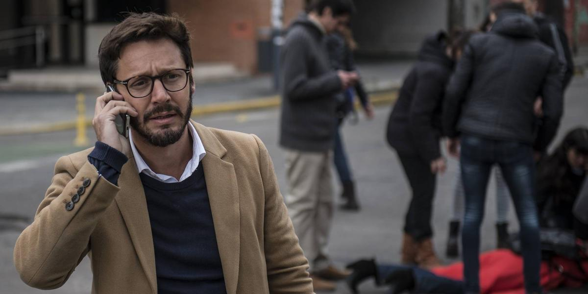 """Benjamín Vicuña busca la madurez actoral con """"Los Padecientes"""""""