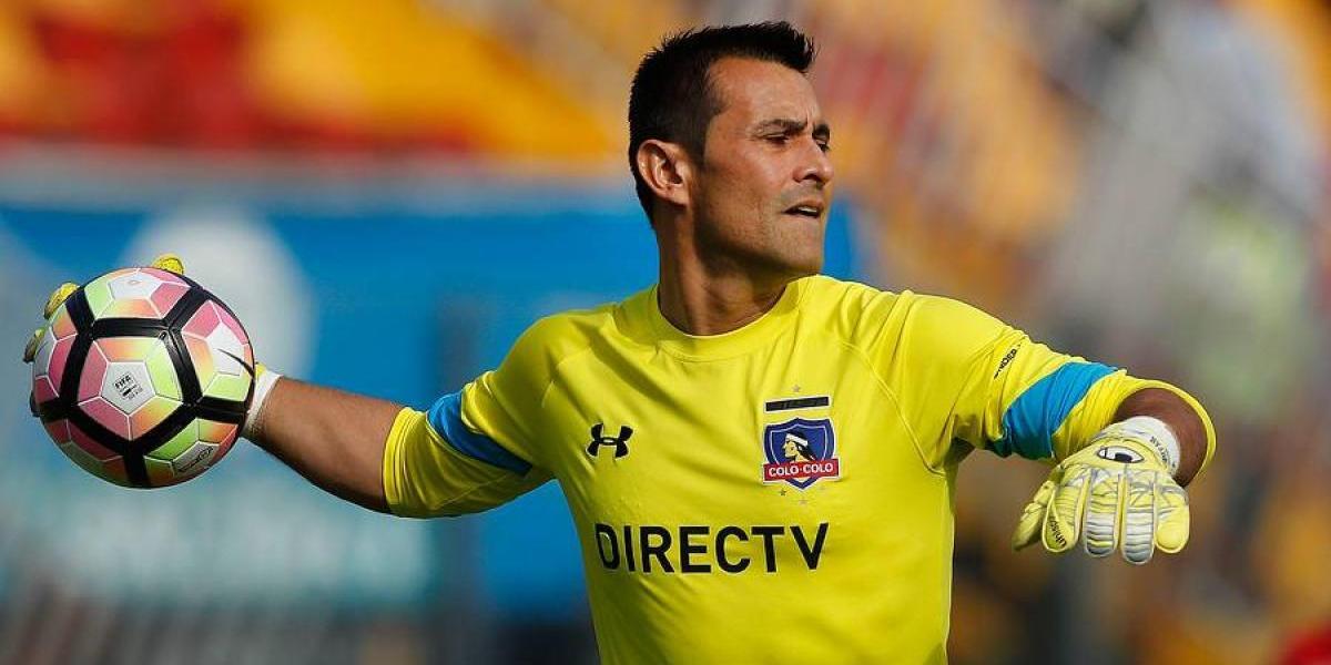 Los sorprendentes números con los que Justo Villar dejó Colo Colo