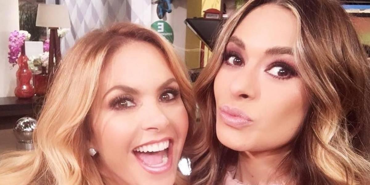 Lucero regresa a Televisa, recuerda su trayectoria en 'Hoy'