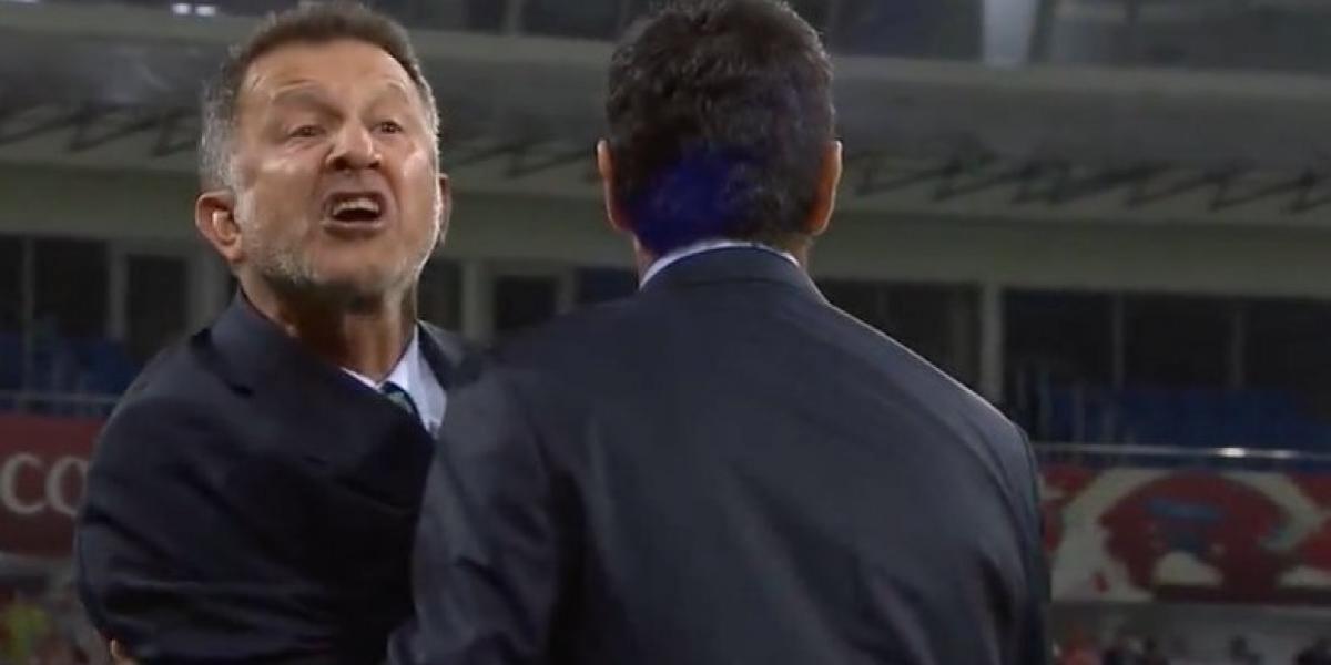 Juan Carlos Osorio pierde la cabeza ante Nueva Zelanda