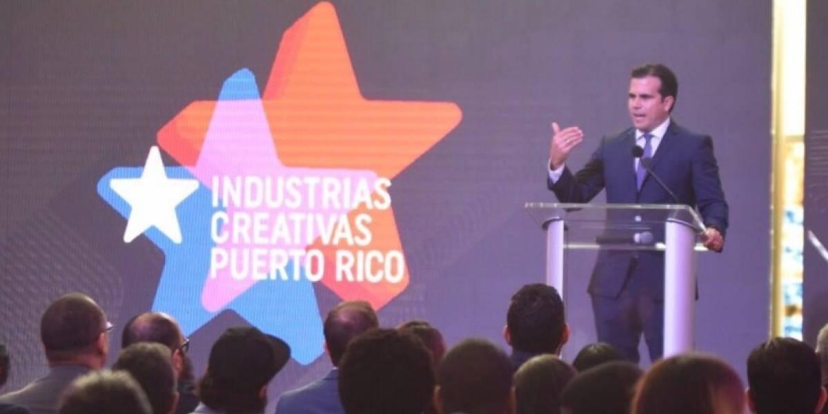 Rosselló Nevares anuncia convocatoria para industrias creativas