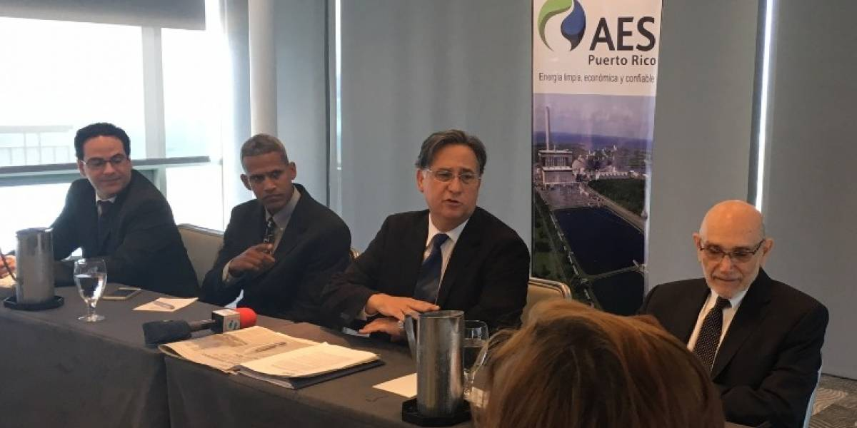 Presidente AES apagará planta si aprueban proyecto que prohíbe cenizas de carbón