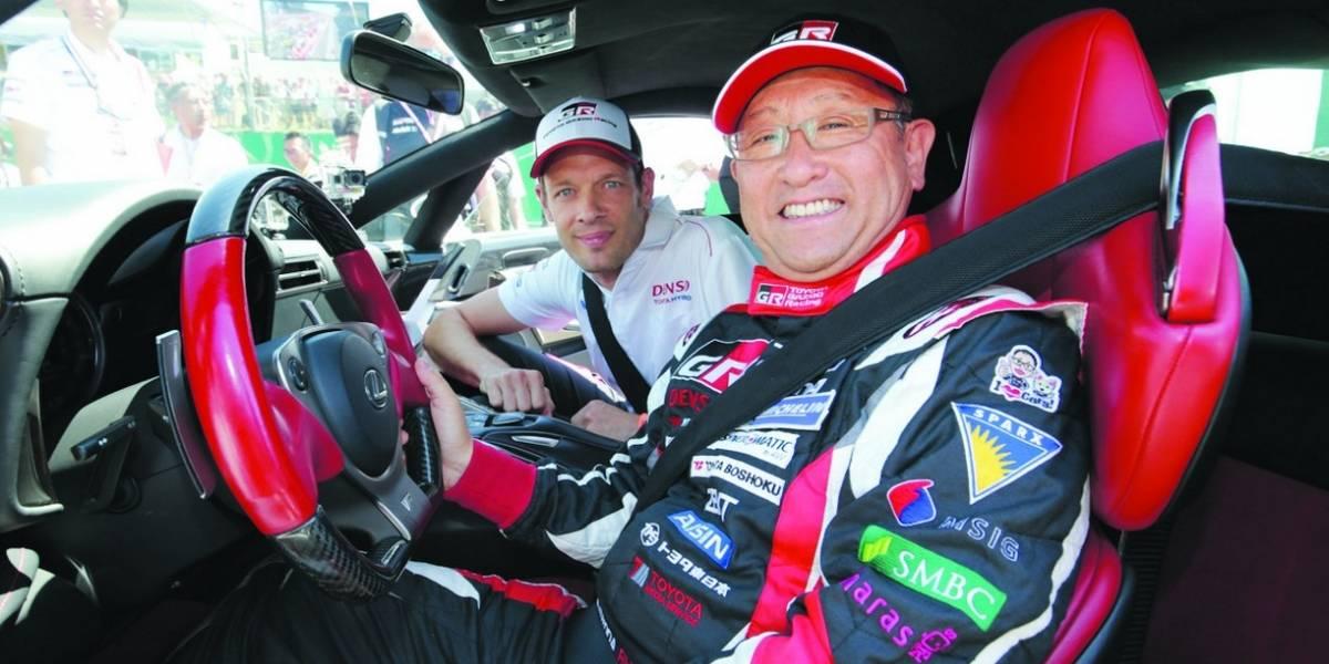 Toyota y las 24 horas  de Le Mans