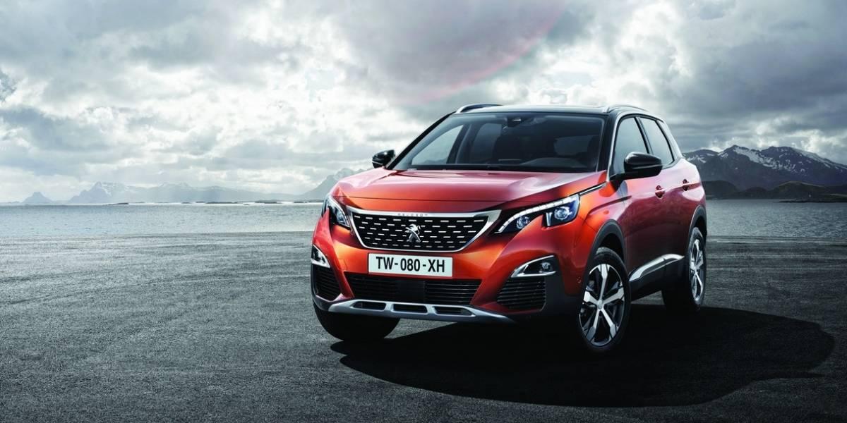 Peugeot 3008, el nuevo SUV en el segmento