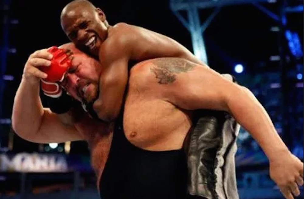 Mayweather vs Big Show