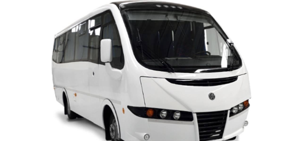 La apuesta a provincias de Volkswagen en taxibuses