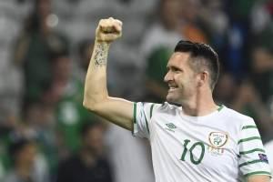 Robbie Keane / AFP