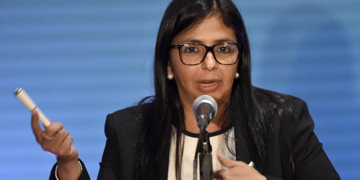 Maduro sustituye a canciller Rodríguez para que sea candidata en Asamblea Constituyente