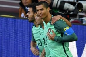 Cristiano Ronaldo / AFP