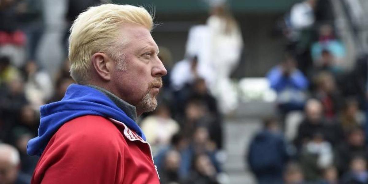 El desastre de Boris Becker: ex tenista alemán fue declarado en quiebra