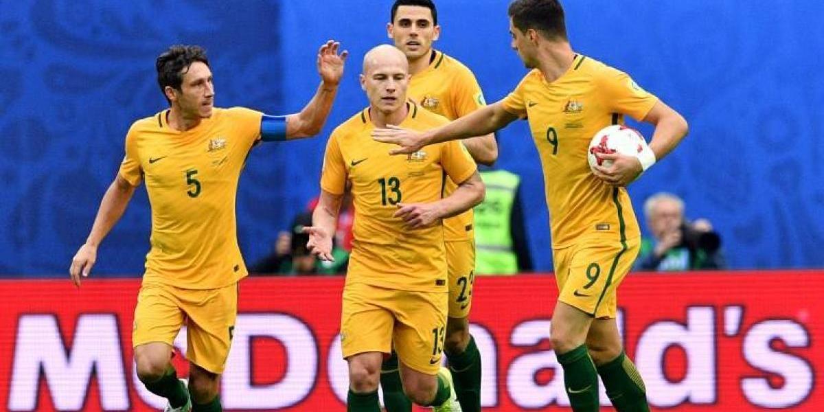 Así vivimos el empate entre Camerún y Australia por la Confederaciones