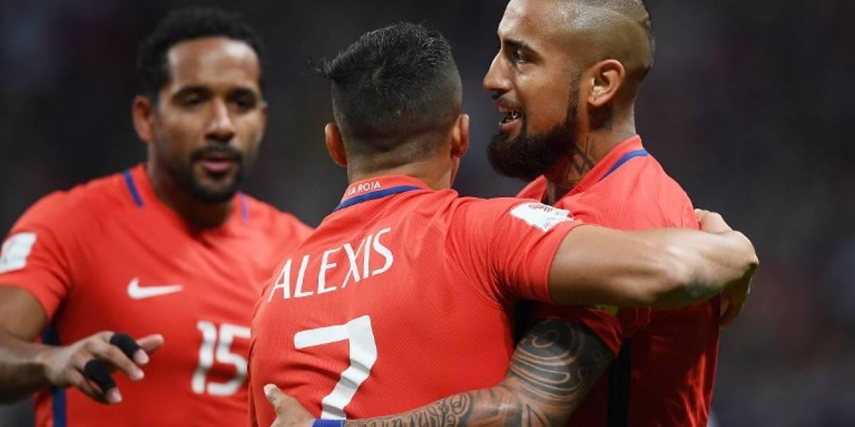 Uno a uno de Chile: la Roja mostró temple y no le tuvo miedo al campeón del mundo