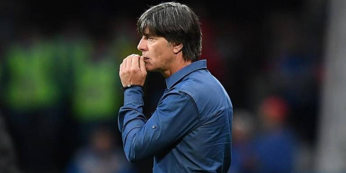 """DT de Alemania feliz por el empate: """"Está muy bien ante un equipo de clase mundial"""""""
