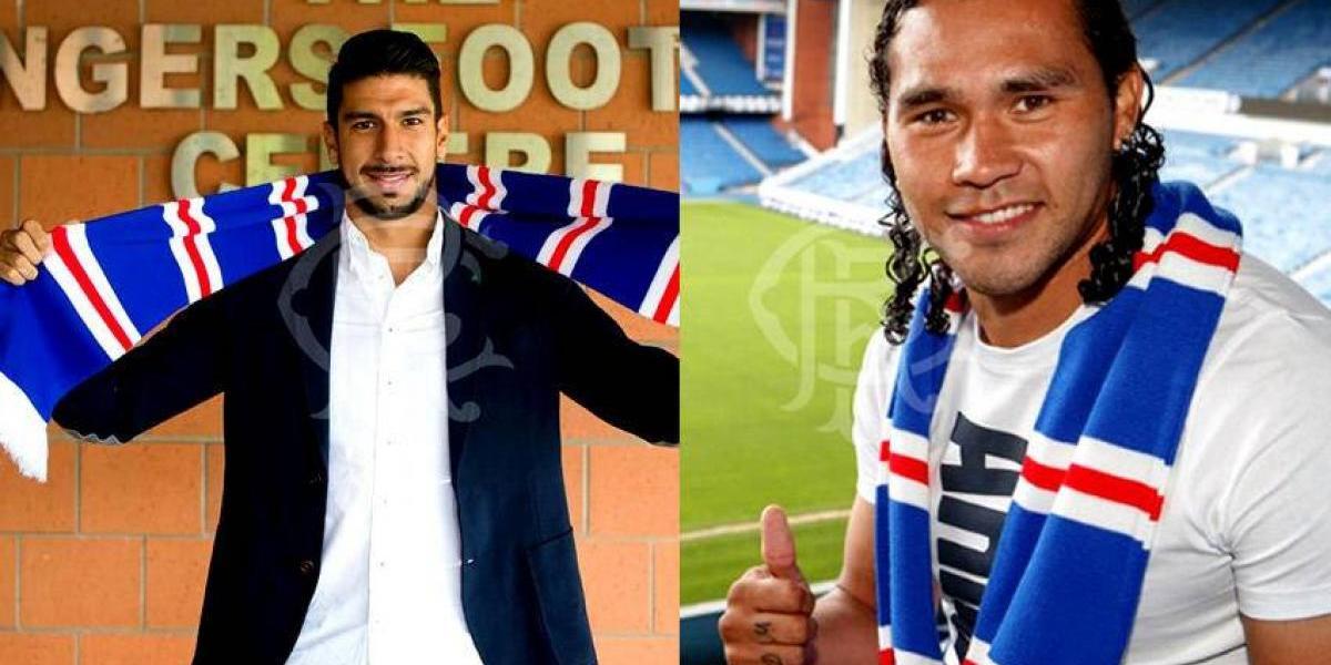 OFICIAL: Herrera y Gullit jugarán en el Rangers de Escocia