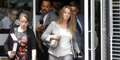 Natalia Compagnon presenta recurso de apelación para levantar arraigo nacional — Caso Caval