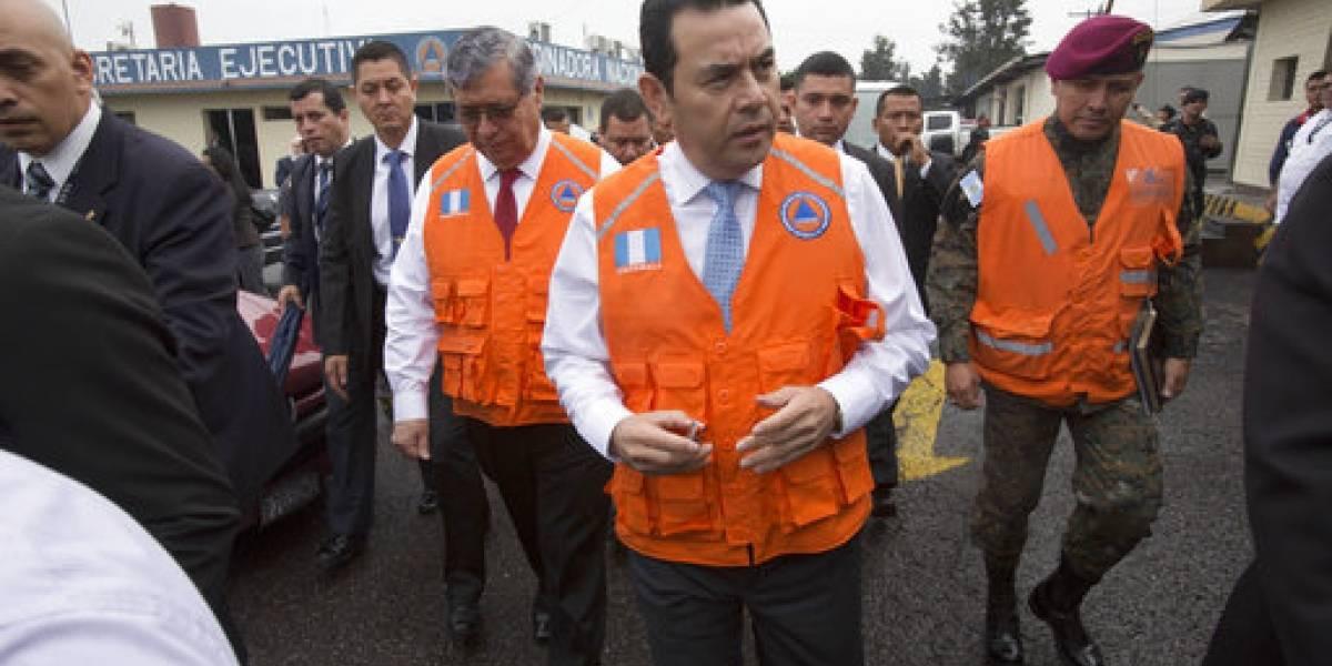 Sismo de 6,8 remece a Guatemala